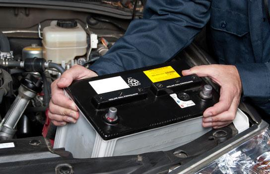 Car Battery Maintenance and Replacement